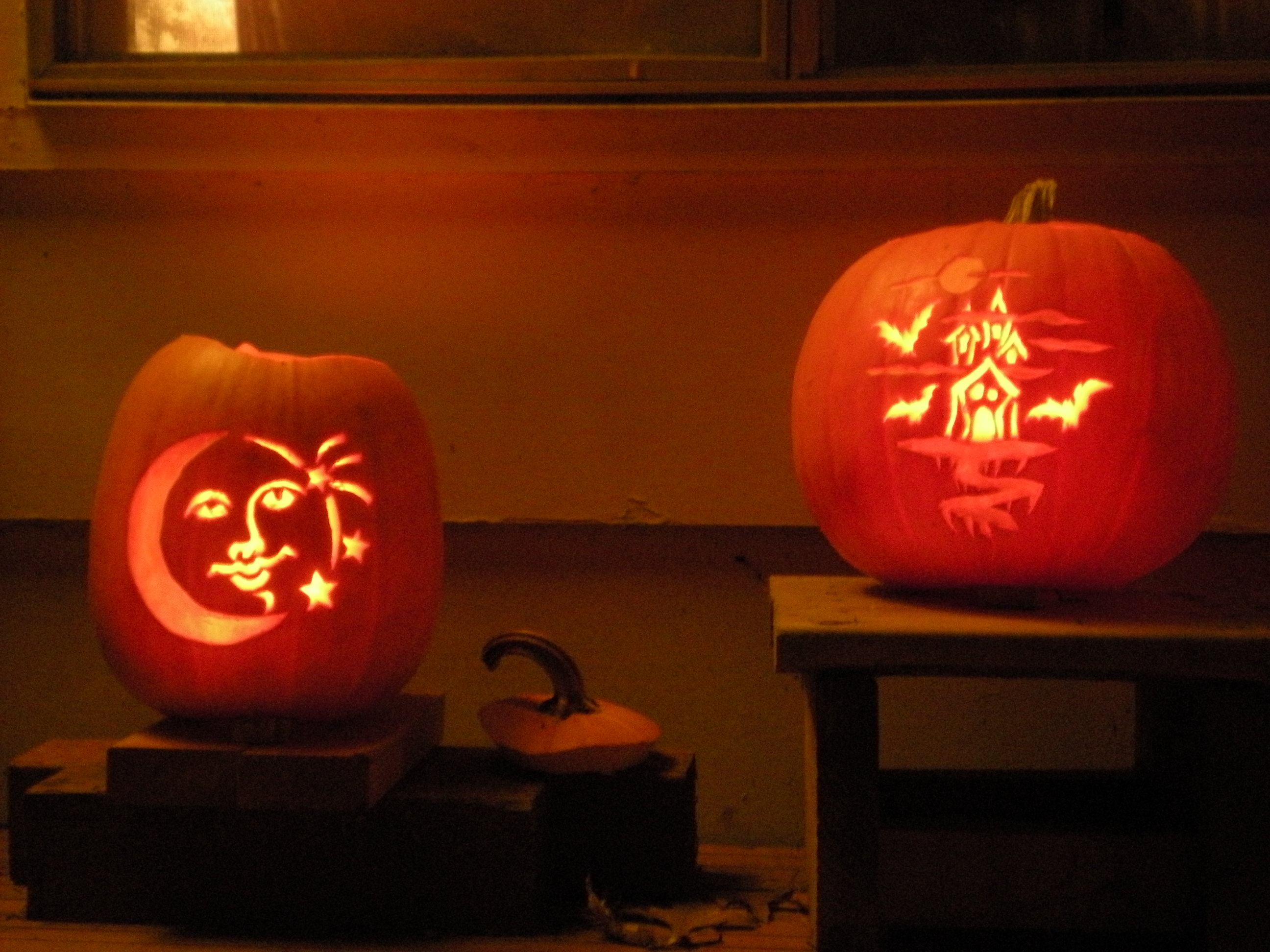 Sun moon and stars jack o lantern pattern welcome to