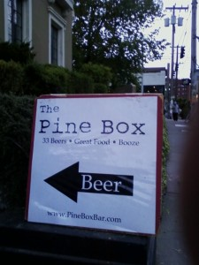The Pine Box in Seattle