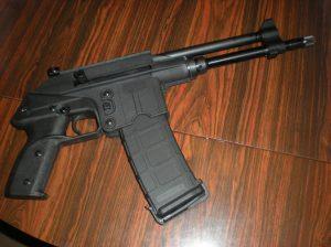 kitchen guns
