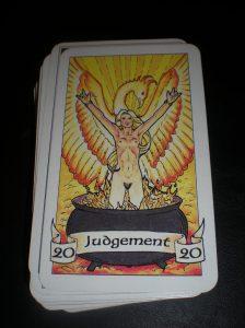 Judgement card Tarot
