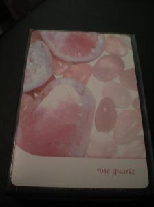 oracle cards, rose quartz definitions
