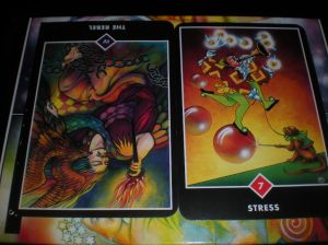 oracles, tarot