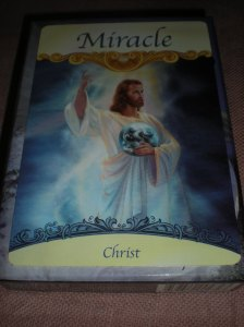 oracle cards, getting to know Jesus Christ