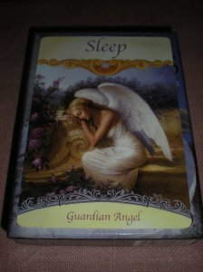 oracle cards, guardian angels