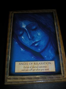 angel and oracle cards,  healing messages