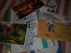 art, journals, family love