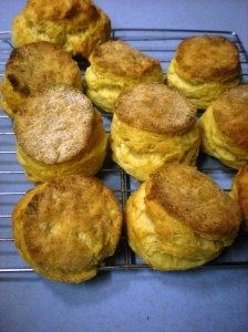 home made biscuits