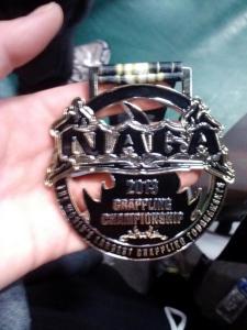 NAGA winners