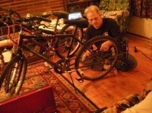 bike work in eugene