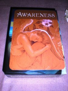 angel, oracle and self-care cards