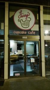 Larry's cupcake cafe