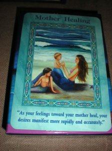 dolphin mermaid oracle cards