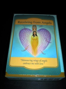 angel messages from oracle cards