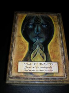 oracle and angel cards