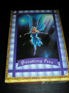 oracle and fairie cards