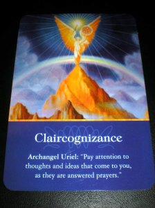 archangel messages
