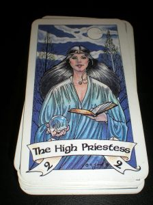 High Priestess  ~  2