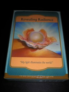 oracle cards, gateway messages