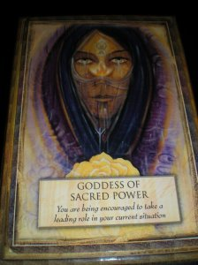 goddess imagery and messages