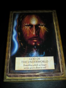 oracle cards, god messages