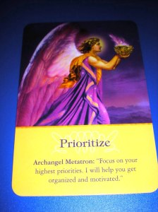 angel cards and archangel messages
