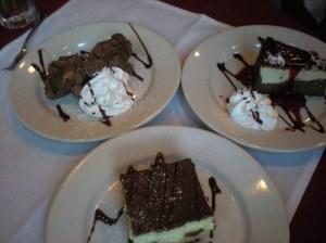 portland dessert