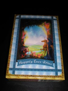fairie oracle cards, happily ever after