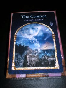 oracle cards, the world and the cosmos