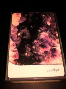 amethyst, crystals, oracle cards, healing stones