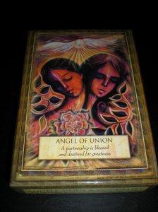 angel, gods, goddesses, oracle cards