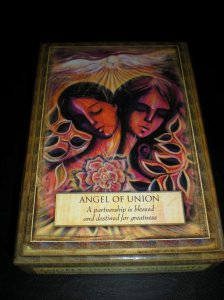 angel, gods, goddesses, oracle cards