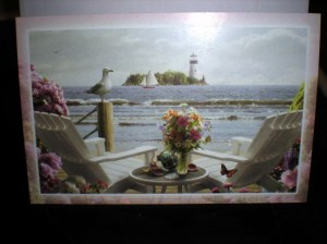 sea scenes, serenity, lighthouse view
