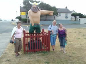 viking in lincoln city