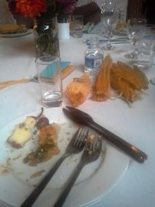 vegetarian wedding meals