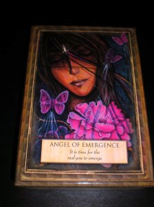 angel and god and goddess oracle cards