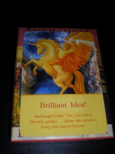 archangel cards, messages of intuition