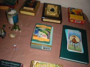 card altar