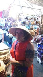 hats at the fair