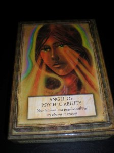 oracle cards, angels and gods and goddesses, psychic ability