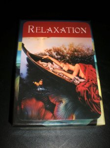 self-care, relaxation, oracle cards