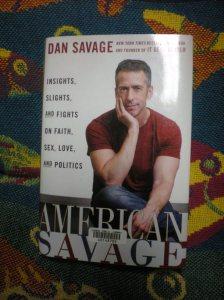 Dan Savage, American Savage