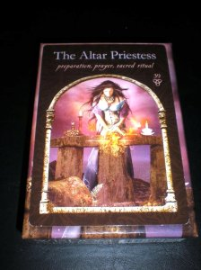 oracle cards, ally messages, intuition, all is sacred