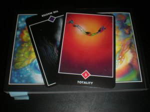osho zen, two card draw, alternative tarot