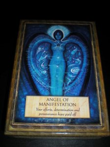 angel messages, oracle cards