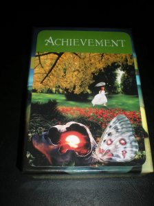 Self-Care cards, messages, oracle cards