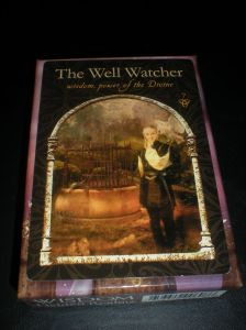 oracle cards, well watcher, divine power