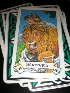 Strength  ~  8