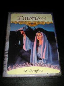 saints and angels messages, guiding light, st dymphna