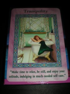 healing with mermaids, self-care, oracle cards, tranquility,