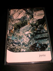 pyrite, emotional balance, oracle cards